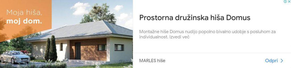 Marles hiše